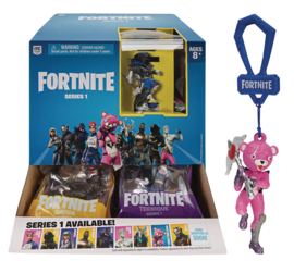Fortnite Hanger Key Ring - Series 1 (1x Key Ring)
