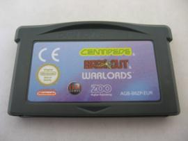 Centipede / Breakout / Warlords (EUR)