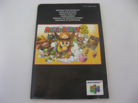 Mario Party 2 *Manual* (NEU6)