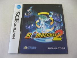 Bomberman 2 *Manual* (NOE)