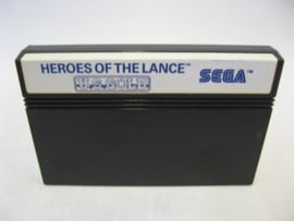 Heroes of the Lance (SMS)