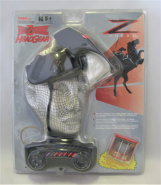 R-Zone HeadGear + Zorro Bundle - Tiger Electronics LCD Game + Console (New)