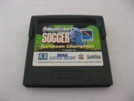 Sensible Soccer European Champions (GG)