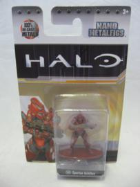 Halo - Nano Metalfigs: Spartan Achilles - Die-Cast Metal (New)