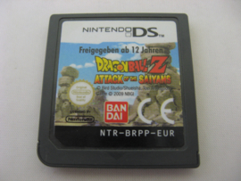 Dragonball Z - Attack of the Saiyans (EUR)