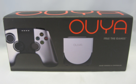 OUYA Game Console & Controller (Boxed)