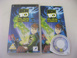 Ben 10 Alien Force (PSP)