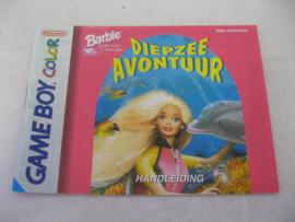 Barbie Diepzee Avontuur *Manual* (HOL)