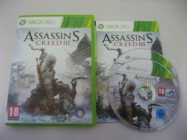 Assassin's Creed III (360)