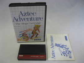 Aztec Adventure (CIB)