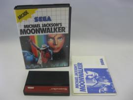 Michael Jackson's Moonwalker (CIB)