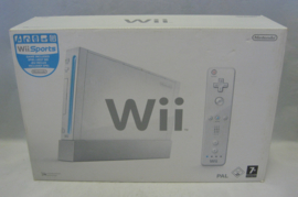 Nintendo Wii Console 'White' Set (Boxed)