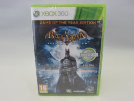 Batman Arkham Asylum - Game of the Year Edition (360, Sealed)