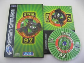 SEGA Worldwide Soccer 97 (PAL)