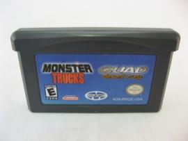 Monster Trucks / Quad Desert Fury (USA)