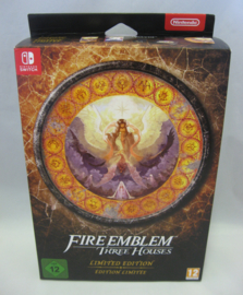 Fire Emblem Three Houses - Limited Edition (EUR, NEW)