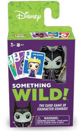 Something Wild: Disney Villains | Card Game (New)