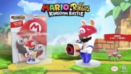 Mario + Rabbids Kingdom Battle - Mario 3'' Figure (New)