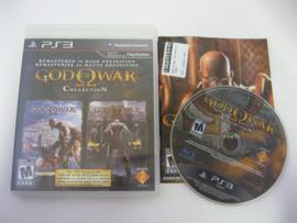 God of War Collection (PS3, USA)