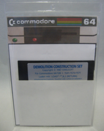 Demolition Construction Set (C64)