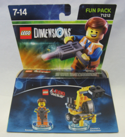 Lego Dimensions - Fun Pack - Lego Movie - Emmet (New)
