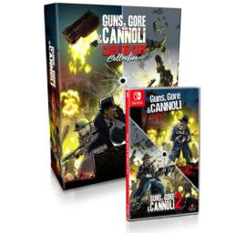 Guns, Gore & Cannoli Capo Dei Capi Edition (Switch, NEW)