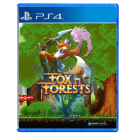 Fox N Forests (PS4, NEW)