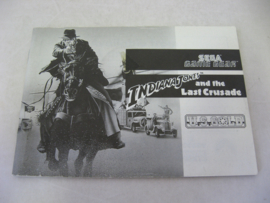 Indiana Jones and the Last Crusade *Manual* (GG)