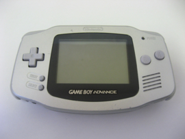 GameBoy Advance 'Platinum'