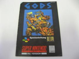 Gods *Manual* (FRG)