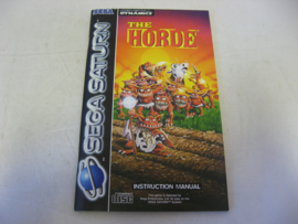 The Horde *Manual*