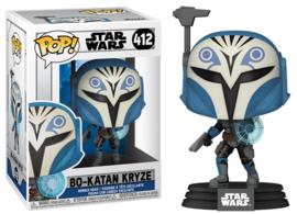 POP! Bo-Katan Kryze - Star Wars Rebels (New)
