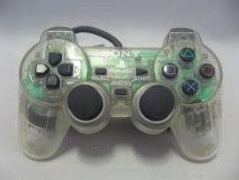 Original PS1 Dual Shock Controller 'Clear'