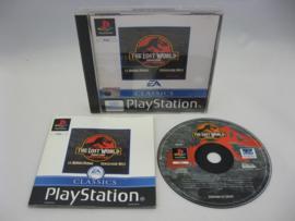 The Lost World - Jurassic Park - EA Classics (PAL)