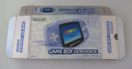 GameBoy Advance / Japan *BOX ONLY* (USA)