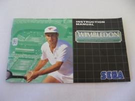 Wimbledon *Manual*