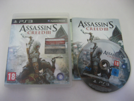 Assassin's Creed III - Special Edition (PS3)