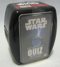 Top Trumps Quiz - Star Wars | Board Game (New)