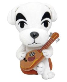Animal Crossing: K.K. Slider 7 inch Plush (New)