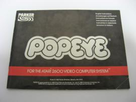 Popeye *Manual*