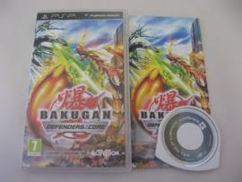 Bakugan - Defenders of the Core (PSP)