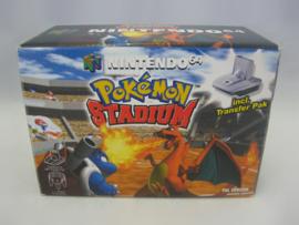Pokemon Stadium incl. Transfer Pak (NHAU, CIB)