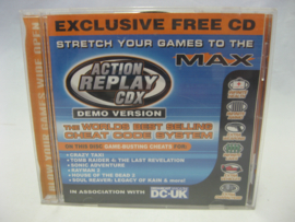 Action Replay DCX Demo Disc