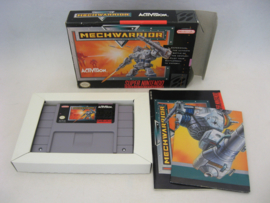 Mechwarrior (USA, CIB)