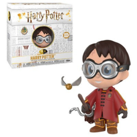 5 Star - Harry Potter - Harry Quidditch Figure (New)