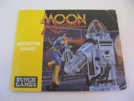 Moon Ranger *Manual* (USA)