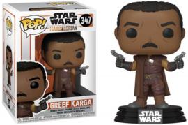 POP! Greef Karga - Star Wars: The Mandalorian (New)
