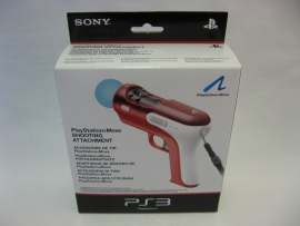 PlayStation 3 Move - Shooting Attachment (New)