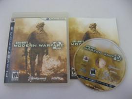 Call of Duty Modern Warfare 2 (PS3, USA)