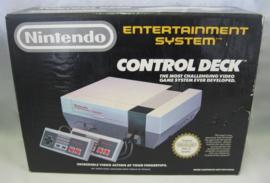 NES Console Set 'Control Deck' (Boxed, HOL)